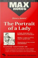 Portrait of a Lady, the (MAXNotes Literature Guides)