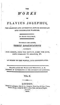 The Works of Flavius Josephus