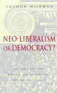 Neo liberalism Or Democracy  PDF
