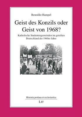 Geist des Konzils oder Geist von 1968  PDF