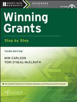 Winning Grants Step by Step PDF