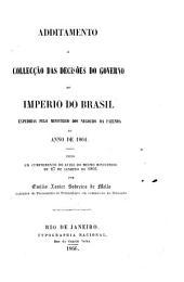 Decisões do Governo da República dos Estados Unidos do Brasil