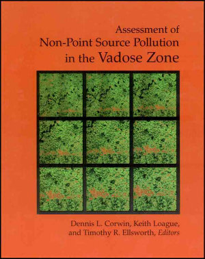 Assessment of Non Point Source Pollution in the Vadose Zone PDF