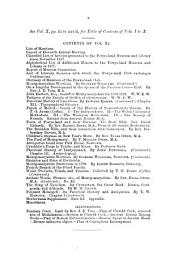 The Montgomeryshire Collections: Volume 12