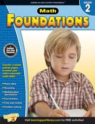 Math Foundations  Grade 2 PDF