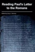 Reading Paul s Letter to the Romans PDF