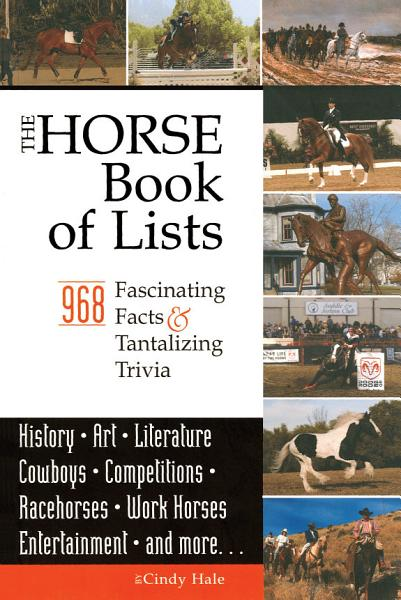 Download The Horse Book of Lists Book