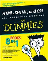 HTML  XHTML  and CSS All in One Desk Reference For Dummies PDF