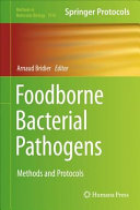 Foodborne Bacterial Pathogens PDF