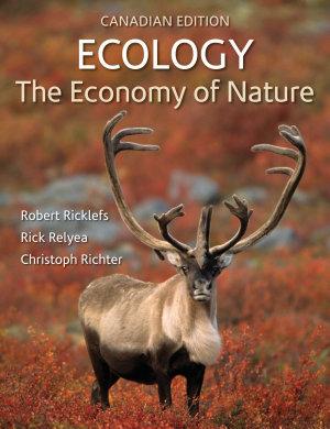 Loose leaf Version for Ecology  The Economy of Nature  Canadian Edition  PDF