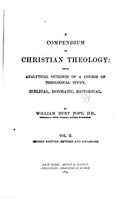 A Compendium of Christian Theology PDF