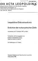 Nova acta Leopoldina PDF