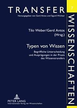 Typen von Wissen PDF