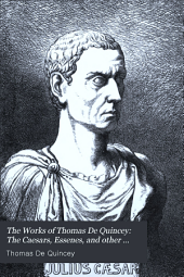 The Caesars, Essenes, and other papers