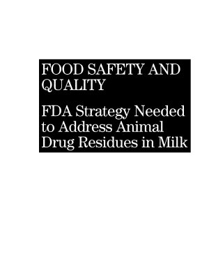 Food Safety and Quality