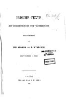 Irische texte PDF