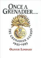 Once a Grenadier PDF