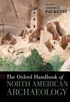 The Oxford Handbook of North American Archaeology PDF