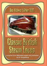 Classic British Steam Locos