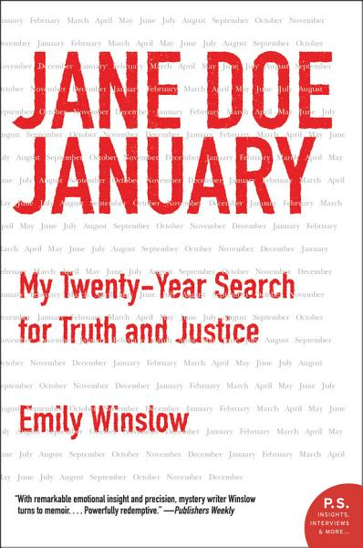 Download Jane Doe January Book