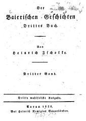 Baierische Geschichten: Drittes Buch. 3
