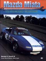 Mazda Miata Performance Handbook PDF