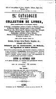 21e catalogue d une belle collection de livres     d  laiss  s par un jurisconsulte  un m  decin  un ing  nieur et autres d  funts PDF