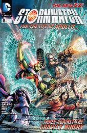 Stormwatch (2012-) #8