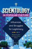 Scientology in Popular Culture  Influences and Struggles for Legitimacy PDF