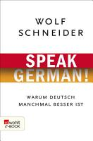 Speak German  PDF
