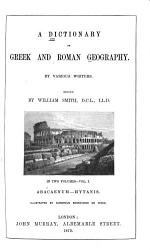 A Dictionary of Greek and Roman Geography PDF