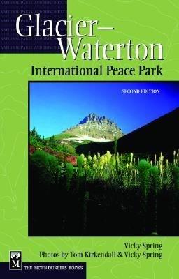 Glacier Waterton International Peace Park PDF