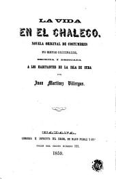 La Vida en el chaleco: novela original de costumbres no menos originales