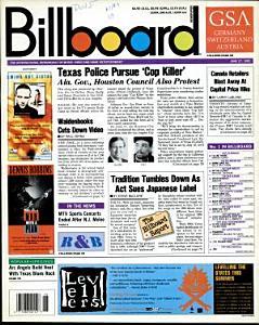 Billboard Book