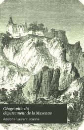 Géographie du département de la Mayenne