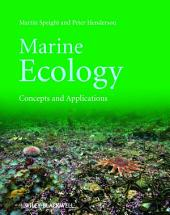 Marine Ecology: Concepts and Applications