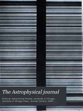 The Astrophysical Journal: Volume 22