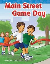 Main Street Game Day