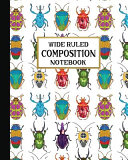 Wide Ruled Composition Notebook PDF