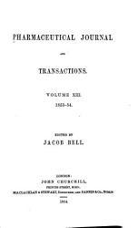 The Pharmaceutical Journal     PDF
