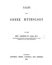 Tales from Greek Mythology