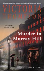 Murder in Murray Hill Book
