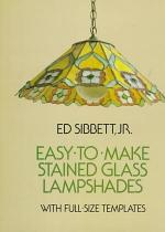 Easy-to-make Stained Glass Lampshades