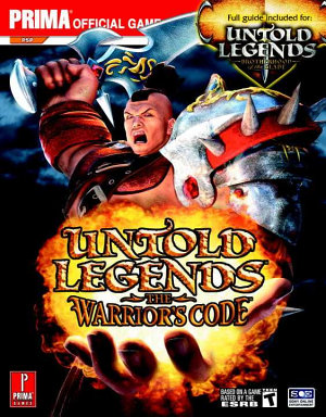 Untold Legends  Brotherhood of the Blade and the Warrior s Code