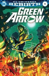 Green Arrow (2016-) #5