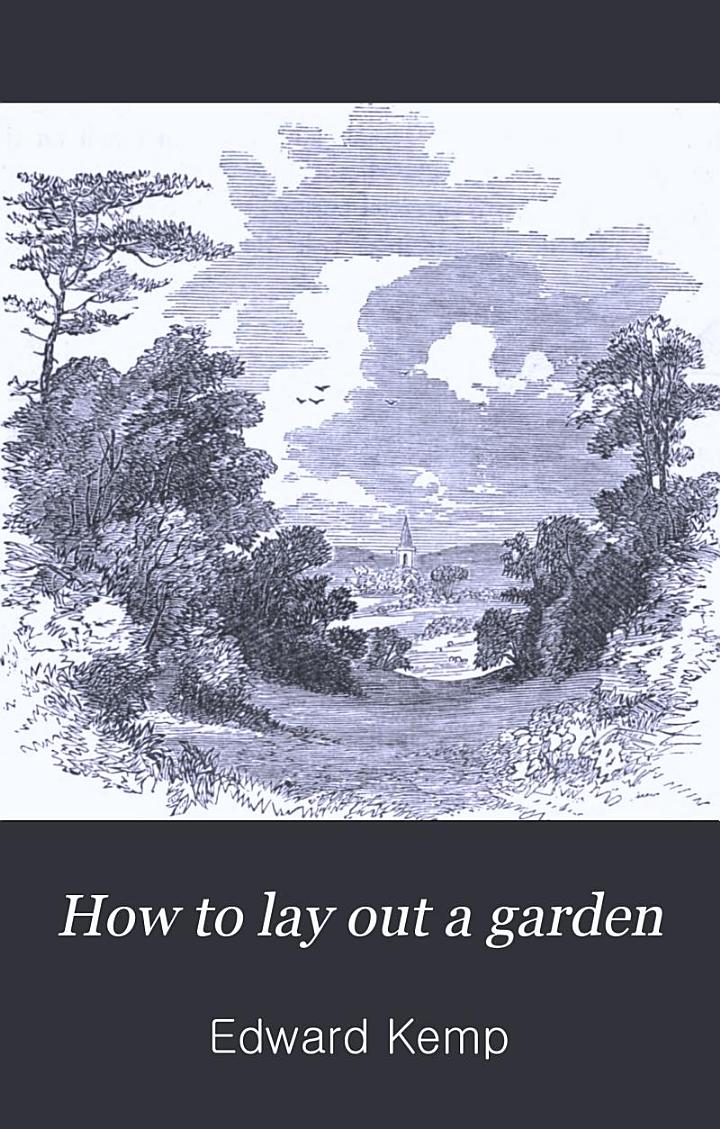 How to Lay Out a Garden