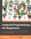 Android Programming for Beginners PDF