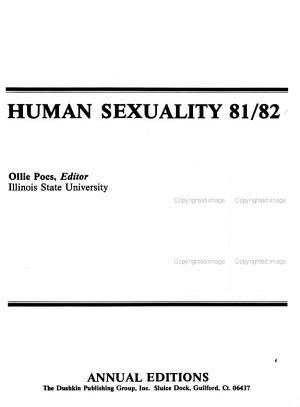 Human Sexuality 81 82 PDF