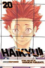 Haikyu!!, Vol. 20