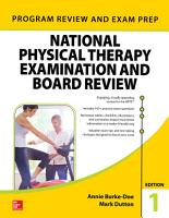 National Physical Therapy Exam and Review PDF